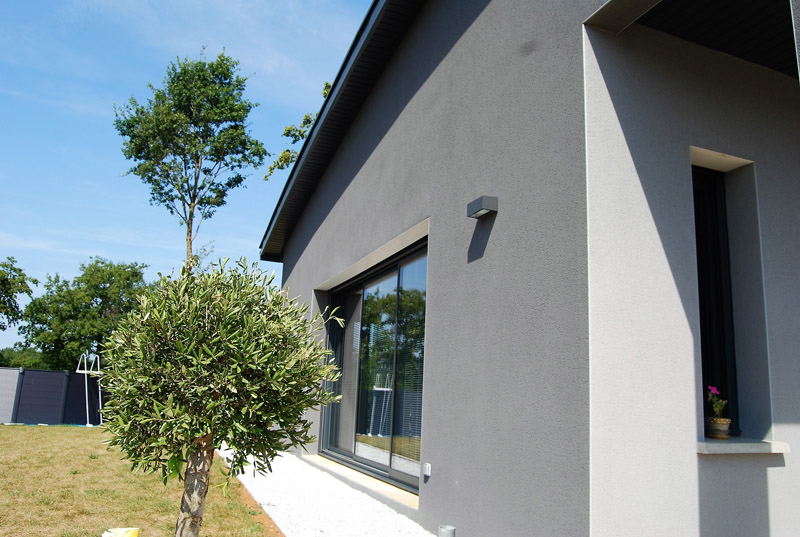 Maison d'architecture contemporaine aveyron